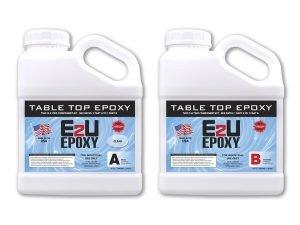 E2U table top epoxy