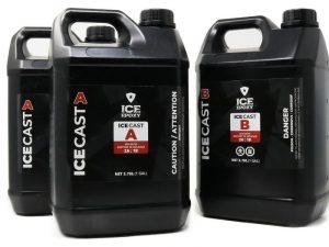 ICECAST DEEP CRYSTAL CLEAR CAST